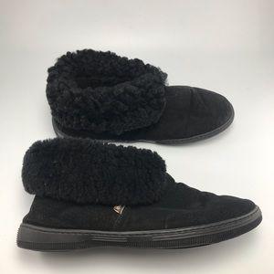Lamo Fold Down Slipper Boots